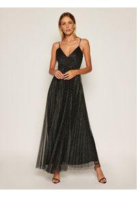 Czarna sukienka wieczorowa Liu Jo