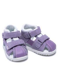 Fioletowe sandały Bartek