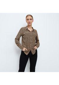 Mohito - Koszula w panterkę - Wielobarwny. Wzór: motyw zwierzęcy