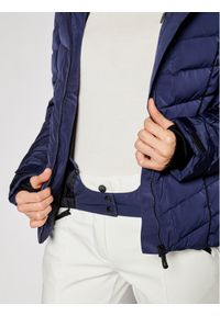 Rossignol Kurtka narciarska Rapide Pearly RLIWJ71 Granatowy Slim Fit. Kolor: niebieski