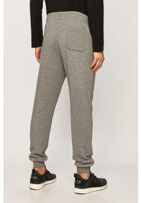 Szare spodnie dresowe DC #4