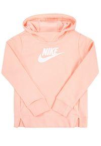 Różowa bluza sportowa Nike