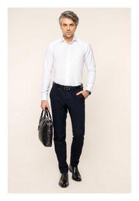 Biała koszula biznesowa Emanuel Berg