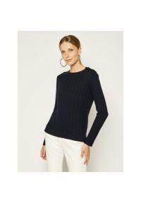 Niebieski sweter Marella