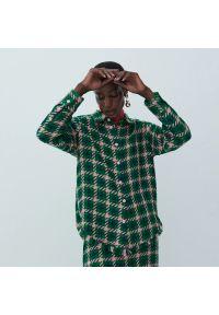 Reserved - Wzorzysta koszula - Wielobarwny