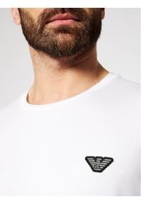 Emporio Armani Underwear T-Shirt 110853 1P512 00010 Biały Regular Fit. Kolor: biały