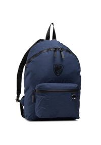 Niebieska torba sportowa Blauer