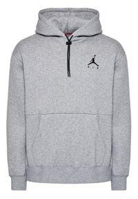 Nike Bluza Jordan Jumpman Air CK6684 Szary Standard Fit. Kolor: szary