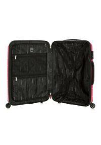Różowa walizka Wittchen
