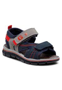 Niebieskie sandały Imac
