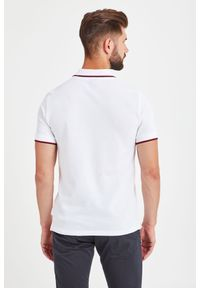 Koszulka polo Armani Exchange z nadrukiem, sportowa, polo