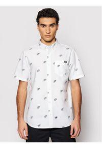 Vans Koszula Houser VN0000MY Biały Classic Fit. Kolor: biały