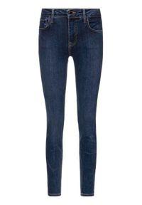 Niebieskie jeansy slim Marciano Guess