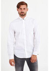 Koszula Just Cavalli na co dzień, elegancka