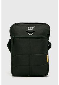 Czarna torba CATerpillar casualowa