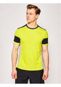 Żółta koszulka sportowa Head