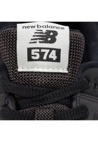 Czarne buty sportowe New Balance New Balance 574