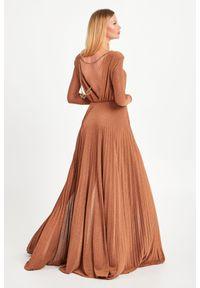 Sukienka Elisabetta Franchi elegancka