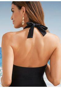Kostium kąpielowy bonprix czarny. Kolor: czarny
