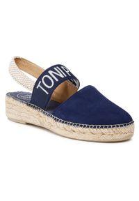 Niebieskie sandały Toni Pons