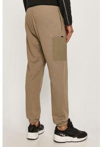 Zielone spodnie dresowe adidas Originals #4