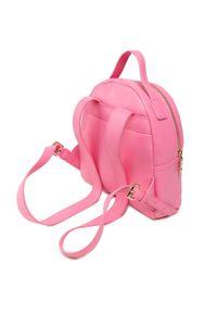 Różowy plecak Love Moschino