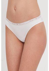 Emporio Armani Underwear - Emporio Armani - Brazyliany (2-pack). Kolor: niebieski