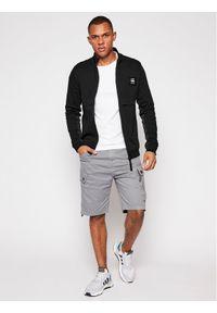 G-Star RAW - G-Star Raw Bluza Tweater Box Graphic D19238-C584-6484 Czarny Regular Fit. Kolor: czarny