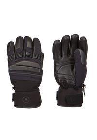 Rękawiczki sportowe Bogner z motywem zwierzęcym, narciarskie, Primaloft