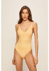 Żółty strój kąpielowy Roxy z wyjmowanymi miseczkami