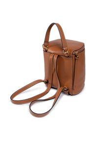 Brązowy plecak Coccinelle