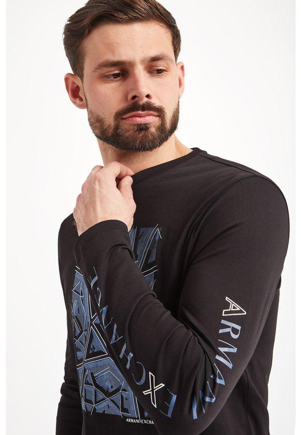 Bluza Armani Exchange elegancka