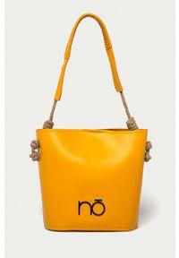 Nobo - Torebka. Kolor: żółty