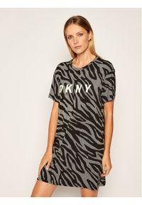 DKNY Koszula nocna YI2322415 Czarny