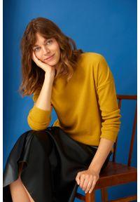 Greenpoint - Sweter o luźym kroju, z miękkiej dzianiny. Materiał: dzianina