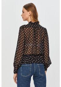 Wielokolorowa koszula Pepe Jeans ze stójką, długa, na co dzień