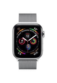 Srebrny zegarek APPLE