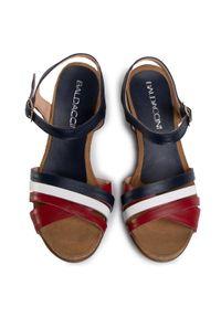 Niebieskie sandały Baldaccini casualowe, na co dzień