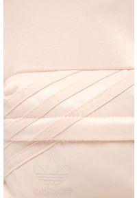 Różowy plecak adidas Originals