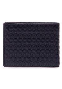Niebieski portfel BOSS