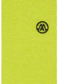 Żółty sweter Mayoral na co dzień, casualowy