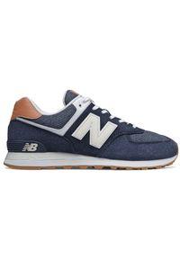 Buty sportowe New Balance w kolorowe wzory, na co dzień, na lato