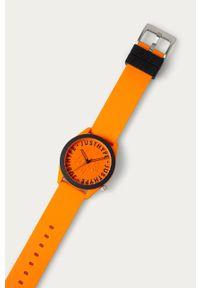 Pomarańczowy zegarek Hype