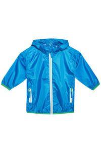 Playshoes Kurtka przeciwdeszczowa 408700 M Niebieski Regular Fit. Kolor: niebieski