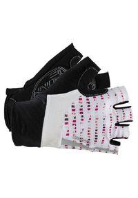 Białe rękawiczki sportowe Craft