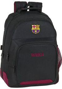 FC Barcelona Plecak szkolny F.C. Barcelona Czarny. Kolor: czarny