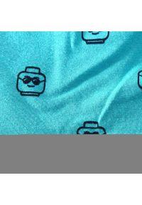 Niebieska czapka zimowa LEGO Wear