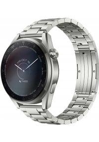 HUAWEI - Smartwatch Huawei Watch 3Pro Srebrny (001878380000). Rodzaj zegarka: smartwatch. Kolor: srebrny