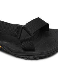 Czarne sandały trekkingowe Merrell