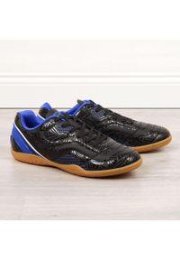 Czarne buty sportowe American Club